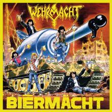 WEHRMACHT  - VINYL BIERMACHT LTD. [VINYL]