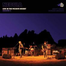 NEBULA  - CD LIVE IN THE MOJAVE..