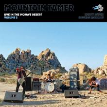 MOUNTAIN TAMER  - CD LIVE IN THE MOJAVE..