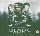 SOUNDTRACK  - 2xCD+DVD BLADE TRINITY + DVD