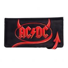 AC/DC  - PURS AC/DC (EMBOSSED PURSE)