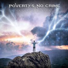 POVERTY'S NO CRIME  - CD SECRET TO HIDE