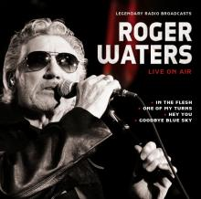 ROGER WATERS  - CD+DVD LIVE ON AIR (2CD)