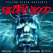 VECTOR SEVEN  - VINYL ELECTRIC BLOOD (RED VINYL) [VINYL]