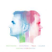PALA MILAN / LEJAVA MARIAN / E..  - 2xCD BEETHOVEN / SCHUMANN