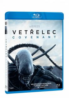 FILM  - BRD VETRELEC: COVENANT BD [BLURAY]