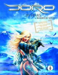 DORO  - CD+DVD 20 YEARS - A.. -CD+DVD-