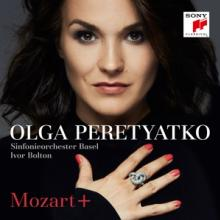 PERETYATKO OLGA  - CD MOZART PLUS