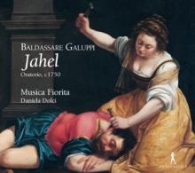 MUSICA FIORITA - DANIELA DOLCI  - 2xCD GALUPPI - JAHEL