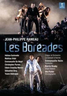 HAIM EMMANUELLE/LE CONCERT D'A  - DVD RAMEAU: LES BOREADES
