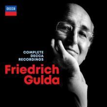 GULDA FRIEDRICH  - 38xCD COMPLETE DECCA.. [LTD]