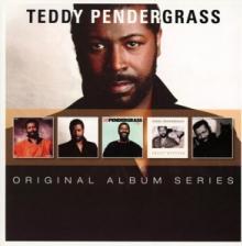 PENDERGRASS TEDDY  - 5xCD ORIGINAL ALBUM SERIES