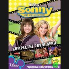 FILM  - DVD Sonny ve velkém..
