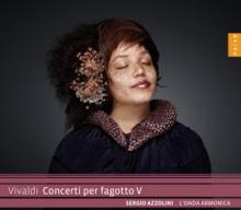 ANTONIO VIVALDI (1678-1741)  - CD FAGOTTKONZERTE VOL.5