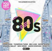 ULTIMATE 80S  - CD ULTIMATE 80S