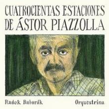 RADEK BABORAK ORQUESTRINA  - CD QUATROCIENTAS EST..