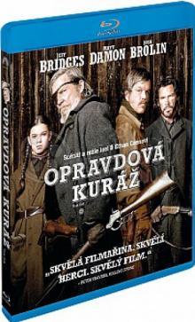 FILM  - BRD OPRAVDOVA KURAZ BD [BLURAY]