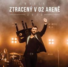 ZTRACENY MAREK  - DVD MAREK ZTRACENY V O2 ARENE 2020