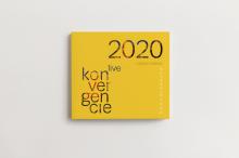 KONVERGENCIE  - CD KONVERGENCIE 2020..