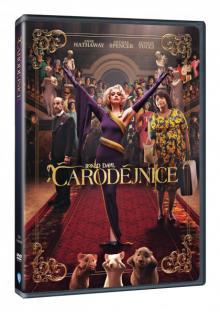 FILM  - DVD CARODEJNICE