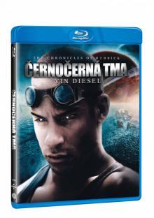 FILM  - BRD CERNOCERNA TMA BD [BLURAY]