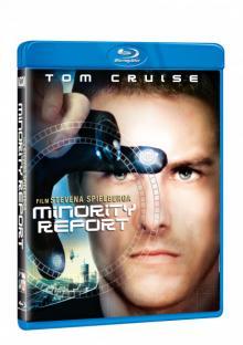 FILM  - BRD MINORITY REPORT BD [BLURAY]