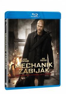 FILM  - BRD MECHANIK ZABIJAK BD [BLURAY]