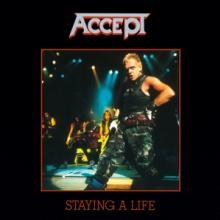 ACCEPT  - 2xVINYL STAYING A LIFE (2LP) [VINYL]