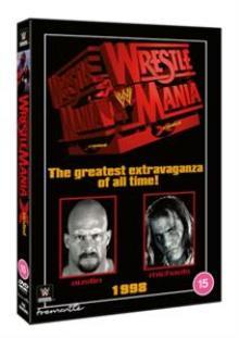 WWE  - DVD WRESTLEMANIA 14