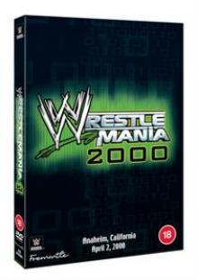 WWE  - DVD WRESTLEMANIA 16
