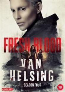 VAN HELSING  - DVD SEASON 4