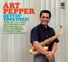 PEPPER ART  - CD GETTIN' TOGETHER ..