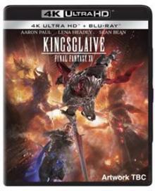 KINGSGLAIVE  - BRD FINAL FANTASY XV [BLURAY]