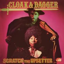 PERRY LEE -SCRATCH-  - VINYL CLOAK & DAGGER..