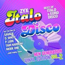 SAVAGE / P. LION / MOOD ONE  - VINYL ZYX ITALO DISC..