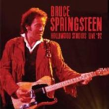 SPRINGSTEEN BRUCE  - CD HOLLYWOOD STUDIOS LIVE 92