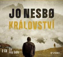 AUDIOKNIHA  - 2xCD NESBO JO / KRALOVSTVI (MP3-CD)