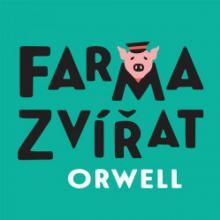 AUDIOKNIHA  - CD ORWELL GEORGE / FARMA ZVIRAT (MP3-CD)