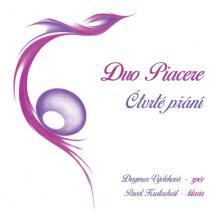 DUO PIACERE  - CD CTVRTE PRANI