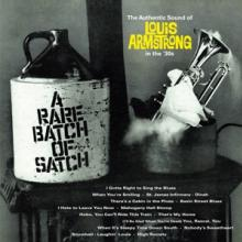 ARMSTRONG LOUIS  - CD RARE BATCH OF SATCH