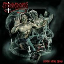 POSSESSED  - CD DEATH METAL DEMO