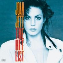JETT JOAN & THE BLACKHEARTS  - CD HIT LIST