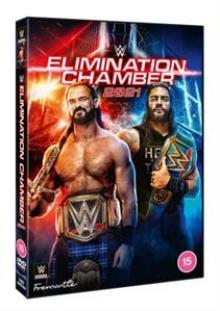 WWE  - DVD ELIMINATION CHAMBER 2021