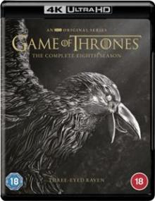 MOVIE  - BRD GAME OF THRONES S8 [BLURAY]