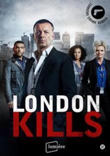 TV SERIES  - 2xDVD LONDON KILLS - SEASON 1-2