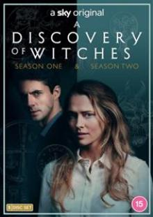 DISCOVERY OF WITCHES  - DVD SEASONS 1 & 2