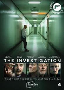 TV SERIES  - 2xDVD INVESTIGATION