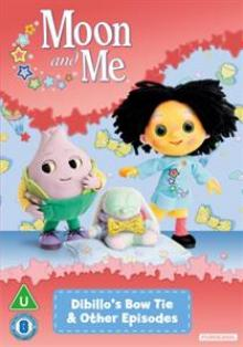 ANIMATION  - DVD MOON AND ME: DIBILLO'S..