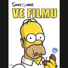 FILM  - DVD Simpsonovi ve fi..