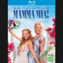 FILM  - BRD Mamma Mia! -Blu-ray [BLURAY]